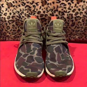 Adidas NMD XR1 Olive Duck Camo